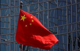 Kinija dėl COVID-19 atvejo iš dalies uždarė trečią judriausią pasaulyje krovinių uostą