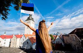 """""""Fitch"""" patvirtino Estijos reitingą AA-"""