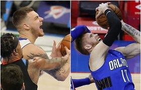 NBA istorijos lape I.Brazdeikis aplenkė Šarą ir Kuzią, o D.Sirvydis – Macą