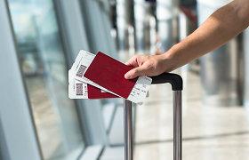 Paprastas triukas, padėsiantis rasti pigesnių skrydžių bilietų šeimai