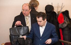 LAT patvirtino, kad bankroto administratorius L.Lobeckis ir advokatas A.Šukevičius – kyšininkai