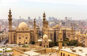 Senovinių skulptūrų perkėlimas į Kairo aikštę kursto nesutarimus