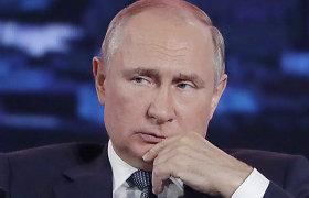 S.Lavrovas: V.Putinas dalyvaus 2022-ųjų Pekino olimpiadoje