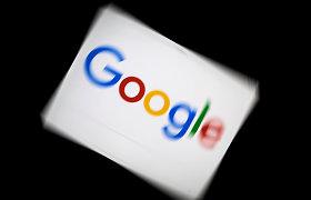 """Baltarusių opozicionierius: siūlydama vartoti rusų kalbą """"Google"""" kelia grėsmę mūsų tapatybei"""