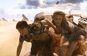 """""""Penktojo elemento"""" genijus Lucas Bessonas grįžta su nauju fantastiniu veiksmo filmu"""
