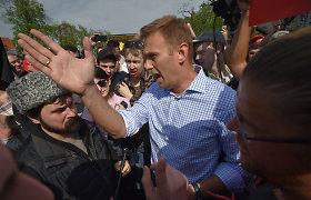 Rusijos opozicijos ateitis: režimo pokyčiai greitu metu neįmanomi, A.Navalną pakeis P.Durovas?