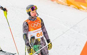Pasaulio čempionate – geriausias rezultatas Lietuvos kalnų slidinėjimo istorijoje