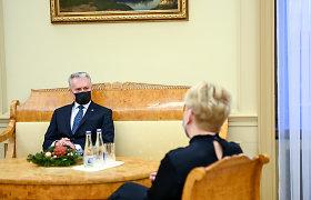 Politologai: prezidento sprendimas saugus ir leis nesusipykti su valdančiaisiais
