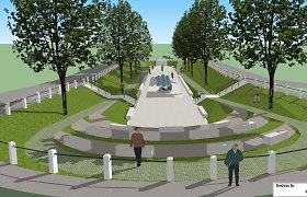 Kaunas pradeda Kauko laiptų rekonstrukciją: kaip pasikeis tarpukario perlas?