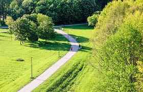 Apiplėšimas Kauno parke – 19-metis dviratį atėmė grasindamas peiliu
