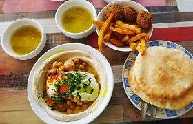 Izraelio virtuvė: 10 patiekalų, kurių verta paragauti