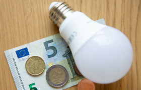 Elektros kainų rebusas: kurie komerciniai vartotojai permoka už elektrą?