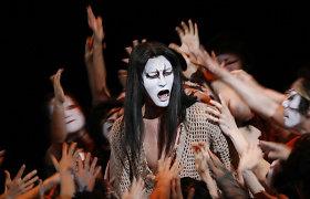 """Folkloro festivalis """"Baltica"""": nuo kabuki teatro iki vėjo išaustų dainų"""