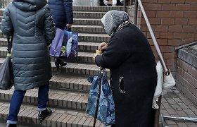 Pamiršti Lietuvos žmonės: per pandemiją išaugo atskirtis, labiausiai skurstantys nesulaukė tinkamos pagalbos