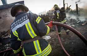 Ar žinote, kada atsirado pirmoji gaisrų gesinimo tarnyba?