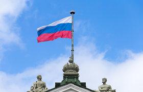 Europai tenkanti Rusijos SGD eksporto dalis pernai sumenko iki 52,4 proc.