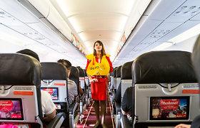 20 dalykų, kuriais keleiviai labiausiai erzina skrydžio įgulą