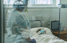 Ukrainoje – per 3 tūkst. naujų COVID-19 atvejų, 94 užsikrėtusieji mirė