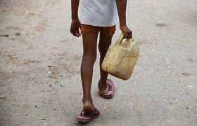 Vandens krizė Indijoje: po dvejų metų šimtas milijonų žmonių nebeturės, ką gerti