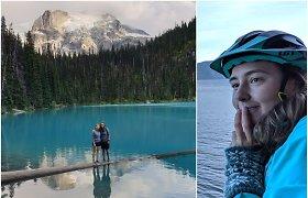 """Austėjos laimės paieškos Kanadoje: butų nuomos """"bado žaidynės"""", meškos medžiuose ir benamių rajonas"""