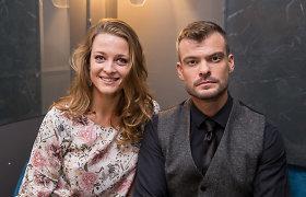 Mindaugas Rainys ir Milana Jašinskytė – apie jųdviejų santykius, kuriuose vienas kitą papildo