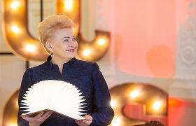 Metų žmogus – prezidentė Dalia Grybauskaitė