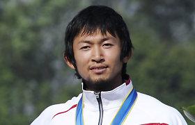 Skandalas Japonijoje – baidarininkas pakišo dopingo varžovui