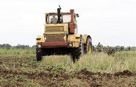 Traktorių internetu įsigyti sumąstęs vyriškis liko it musę kandęs