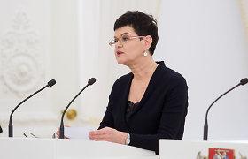 Nacionalinės premijos laureatė rašytoja D.Kalinauskaitė: žodžiai ima pralaimėti vaizdams