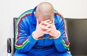 Kalinio pabėgimas iš Vilniaus teismo: už 5 minutes laisvėje – papildomi mėnesiai už grotų