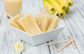 Leipstantiems nuo karščio – naminiai ledai: įmantrūs ir iš vieno ingrediento