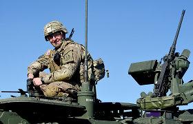 JAV artimiausiais metais nemato galimybės plėsti NATO