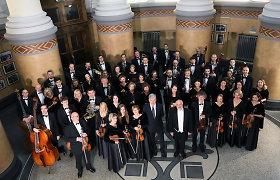 Kauno miesto simfoninio orkestro muzika skamba ir JAV, ir Japonijoje