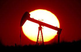 """Baltieji rūmai: pagrindiniai naftos gamintojai sutarė didinti gavybą, bet """"to nepakanka"""""""