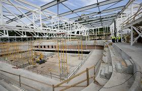 Apeliacinis teismas: Vilnius teisėtai nutraukė Lazdynų baseino statybų sutartį