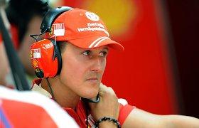 Specialistas apie Michaelį Schumacherį: jis nebus toks, kokį atsimename
