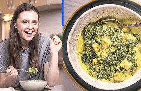 """""""Vegetariškai su I.Zasimauskaite"""": receptas, kaip geležies ir baltymų bombą gauti be mėsos"""