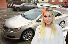 "Nijolė Pareigytė parduoda ""Volkswagen Passat CC"": ""Pribrendau ekonomiškam automobiliui"""