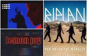 """Kovo muzikos albumų apžvalga: nuo """"Biplan"""" iki """"Lemon Joy"""""""