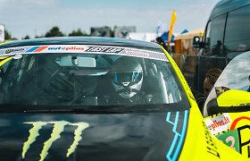 """Antrą sezoną """"Neste Dream 2 Drive"""" pradeda pasipildžiusi nauju lenktynininku"""