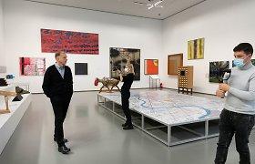 Lietuvos nacionalinis dailės muziejus kviečia į (ne)pasiekiamas parodas ir susitikimus su žymiais žmonėmis