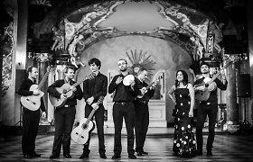 """Nepažintos Ispanijos spalvas atskleis senosios muzikos ansamblis """"Jacaras"""""""