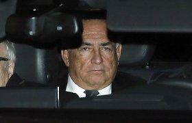 Buvusi prostitutė davė parodymus Dominique'o Strausso-Kahno sąvadavimo byloje