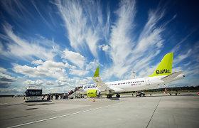 """""""flyLAL"""" ir """"Air Baltic"""" ginčas gali būti nagrinėjamas ir Lietuvoje, mano ESTT"""