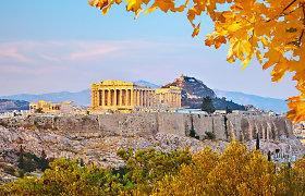 Miestas Antikos istorijos gerbėjams – Atėnai