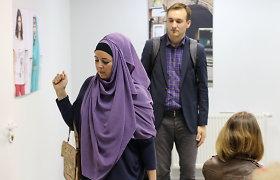 Ką reiškia būti musulmonu Lietuvoje? Atsakymo į šį klausimą ieškojo netradicinio spektaklio-diskusijos dalyviai
