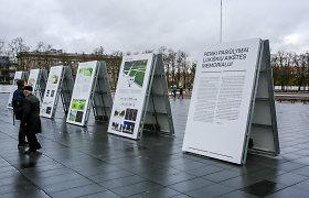 Atrinktas Lukiškių memorialas bus paskelbtas kitą savaitę