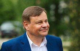 Naujas Lietuvos krepšinio vadas: pasiekimai, politika, programa ir mintys po pergalės