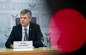 Prokuratūra atsisakė pradėti tyrimą dėl VSD informacijos paviešinimo