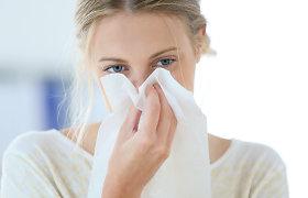 Liga, kuri dažnai painiojama su peršalimu: gydytoja papasakojo, kaip mus gali susargdinti namų aplinka